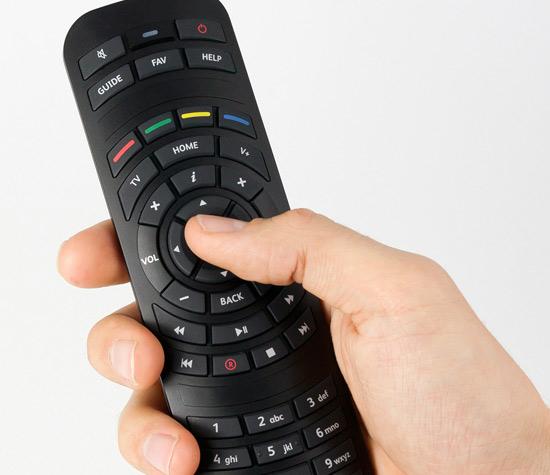 remote Virgin Media
