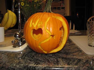 Making of The Jersey Pumpkin 4