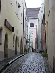 Passau, Bavaria, Germany (EJK41) Tags: germany deutschland bavaria allemagne passau niederbayern lowerbavaria alamania cityofthreerivers dreiflussestadt