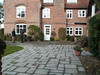 Heritage Paving Front View