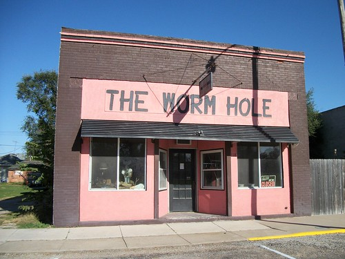 the worm hole