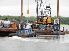 Tug ETHEL G 9+29+2010 ZEJ   IMG_0761 (Zane Johnston) Tags: ship charleston tugboat tug shipyard moran drydock mcallister towboat cooperriver pushboat arthurt detyens solonj
