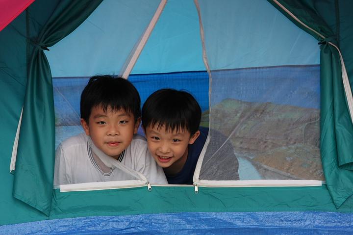 頭社營區露營009