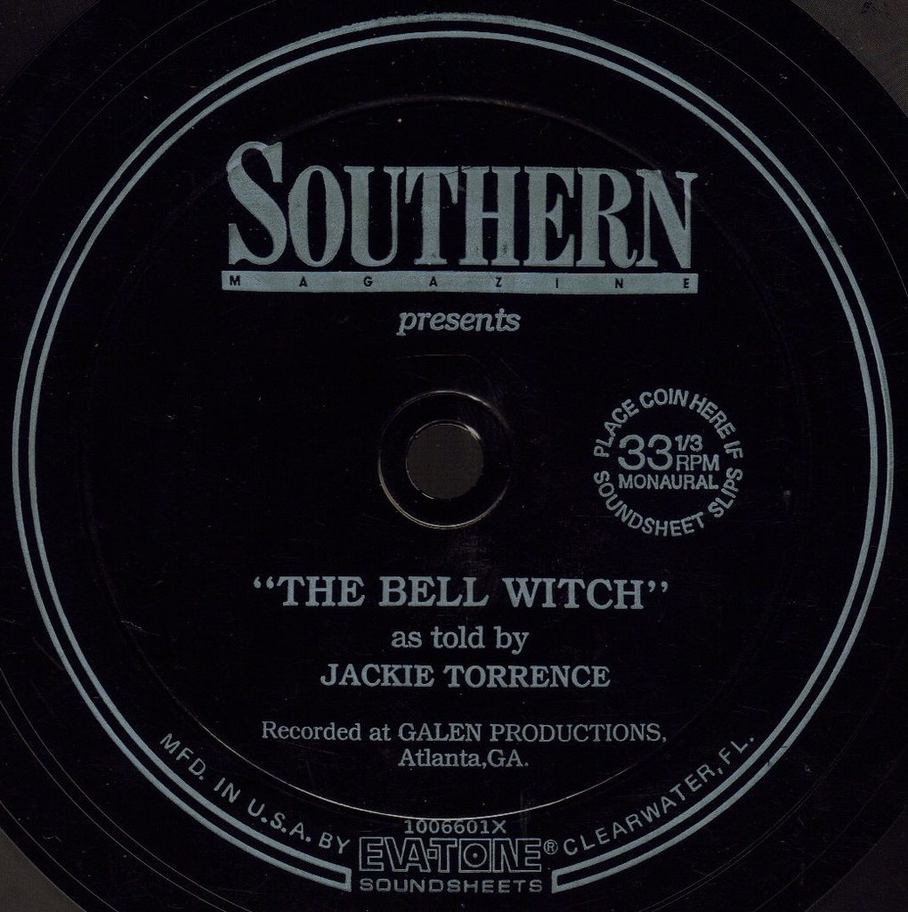 The Bell Witch as told by Jackie Torrence