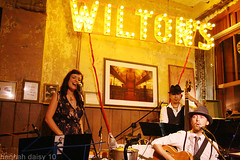 Bev Lee Harling & The Kitchen Trio @ Wilton's Music Hall, 18/10/10