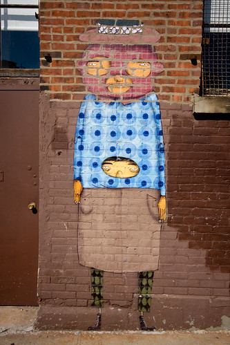 Williamsburg street art