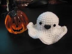 Ghost Amigurumi 4