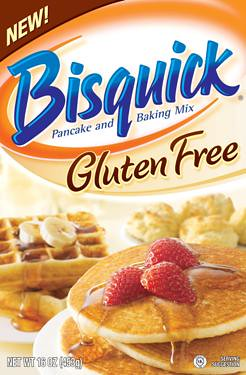 Gluten Free Bisquick Pancake and Baking Mix