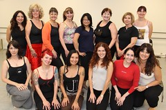 Day two group shot (mlsnp) Tags: woman southwest female dance texas tx houston bellydancer belly workshop bellydancing bellydancers suhaila salimpour eventphotography sorayasschoolofbel