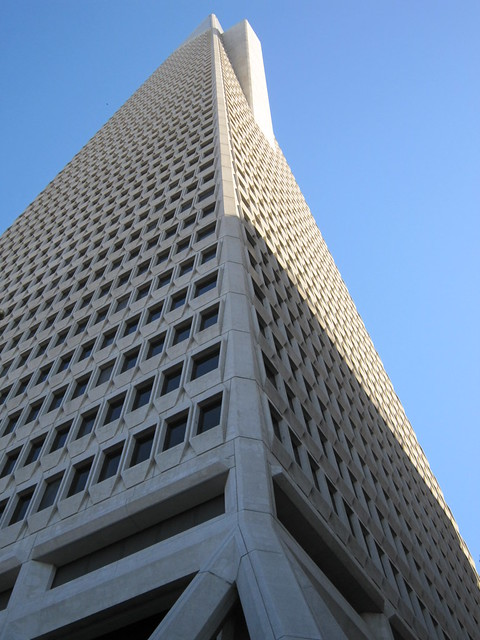 Day Three Transamerica Pyramid