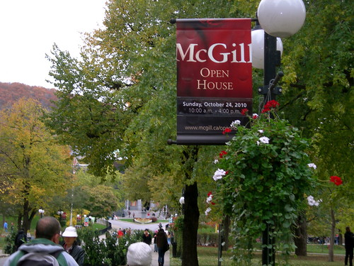 McGill Open House