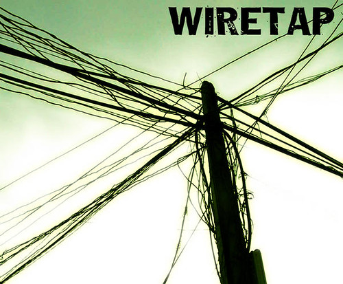 Wiretap CD Art