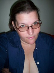 A little attitude (funkygreeneyedlady) Tags: tattoo glasses bbw pacificnorthwest headshots esthetician bbwmodel