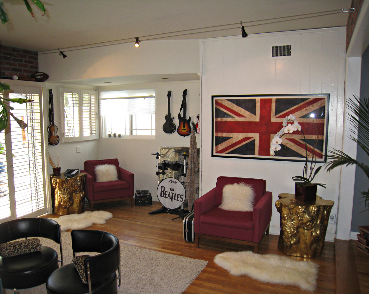 rock n roll video game room for adults love maegan