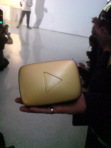 The YouTube Play Award