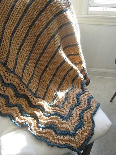 Lap Hap Blanket