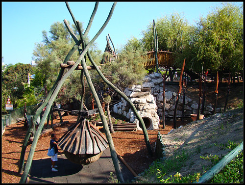 Parque Infantil Selwo Marina