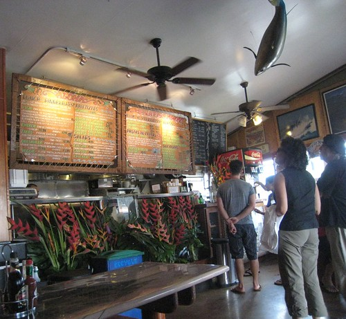 The Fish Market in Paia