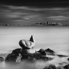 Munificence (maxxsmart) Tags: 9ndgrad 10stopndfilter 1x1 2010 5dmarkii alcatraz ef2470f28lusm fall gnd sealsalito apple bw bay bayarea baybridge bayscape believe blackandwhite california canon clouds contrast crazybeautiful fish fishtacos frenchfries give hardedge heart hiddenmeanings home island lanscape lee marincounty one passing rocks saigon salty sammy sanfrancisco sausalito sea seal seascape shoes sky soul square storm true water leebigstopper
