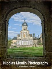 Abbaye de Mondaye (Nicolas Moulin (Nimou)) Tags: normandie normandia abbaye abbayedemondaye prieur prémontré