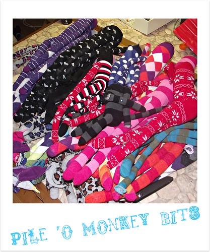 Pile 'o Monkey Bits