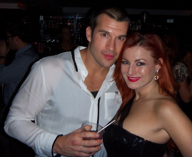 Rachel Reilly , Brendon Villegas, Big Brother 12, Cast Members, Reality Bash Party