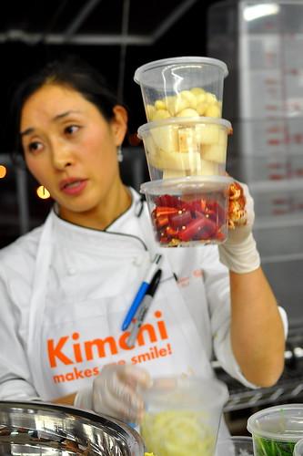 Kimchi Pickling 101 with Chef EJ Jeong of Cham Korean Bistro