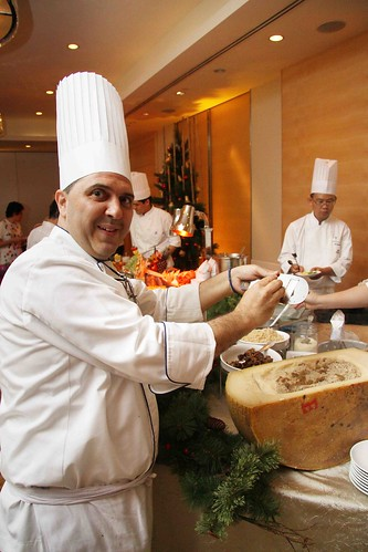 Executive Chef Sandro Falbo