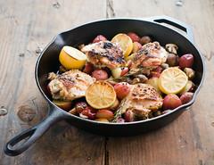 lemon-rosemary chicken (AmyRothPhoto) Tags: chicken lemon rosemary