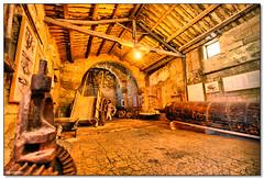 Trapani - Inside the salt museum (ciccioetneo) Tags: italy museum italia salt sicily nubia sicilia trapani phdr ciccioetneo
