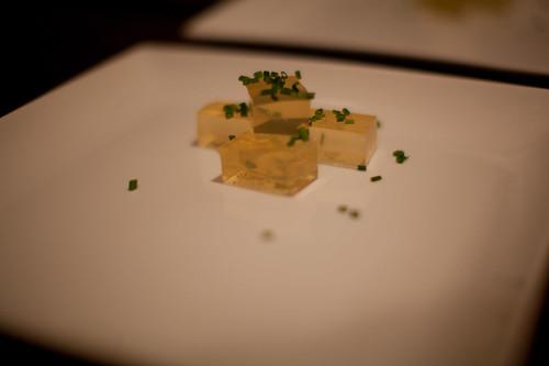 Sake Gelee