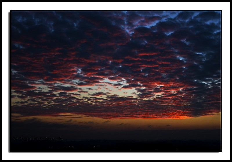 Sunrise 13 11 10