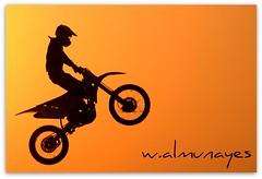 Kuwait Motor Sports Club (Waleed Almunayes KWS) Tags: sports silhouette club honda motorcycle yamaha motor kuwait waleed kawasaki d90 almunayes