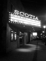 scotia theater