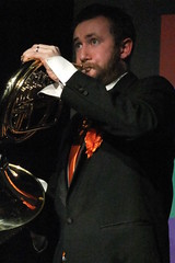 The Horne Section: Alex, Horn