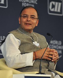 Arun Jaitley - India Economic Summit 2010