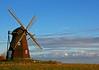 Old windmill (Ingrid0804) Tags: sunset sky windmill clouds denmark rørvig abigfave odsherred anawesomeshot 100commentgroup
