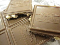 Ghirardelli Luxe Milk Hazelnut Bar