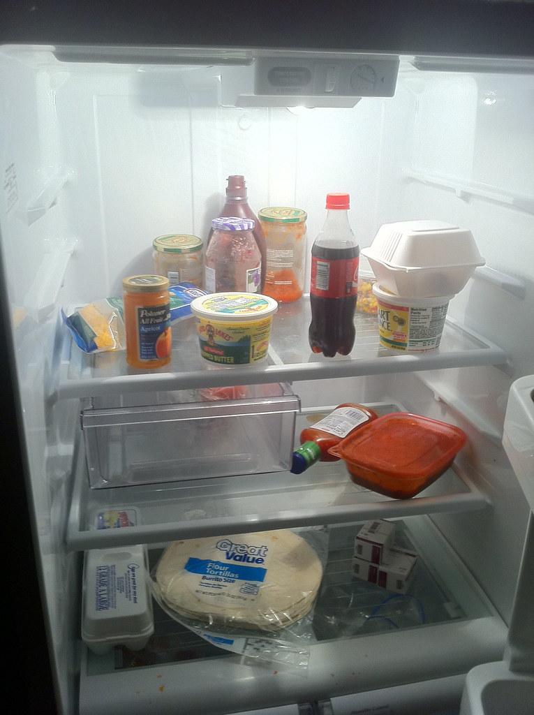 Proper food storage