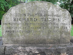 Rem 106 (Philip Snow) Tags: grave john dick palmer richard turpin