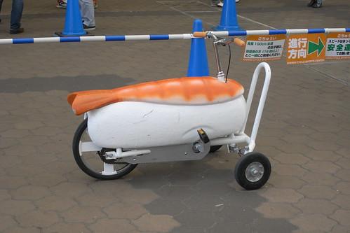 Sushi Bike