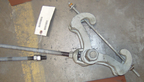 "10"" Beam Clamp Assemblies for an Electric Plant in West Virginia"