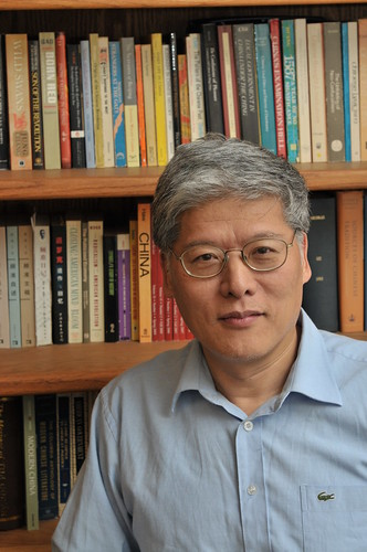 Associate Professor of History Yusheng Yao