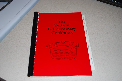 The Zerkel Family Cookbook