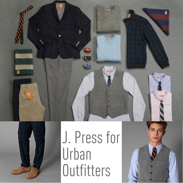 J. Press for Urban Outfitters