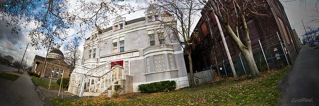 House of Wills Panorama