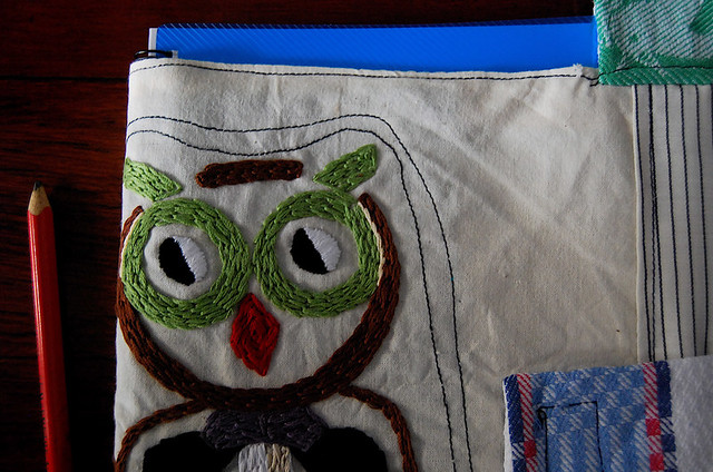 owl journal
