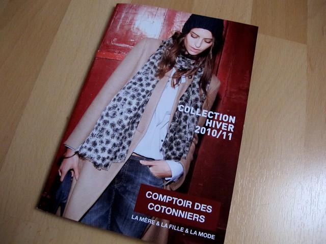 Comptoir des Cottoniers catalogue