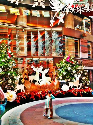 キャナルシティ博多クリスマス