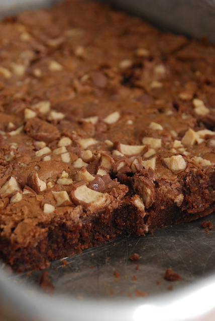 Whoppers Brownies Recipe — Dishmaps